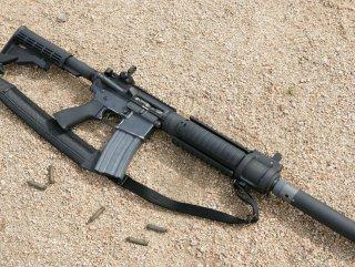 Kosova'da 2 kişi otomatik silahlarla tarandı