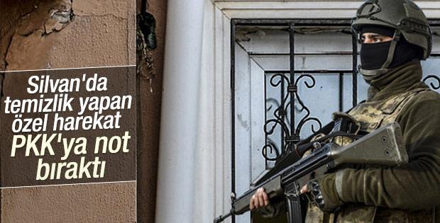 Polisten teröristlere not: Geldik yoksunuz