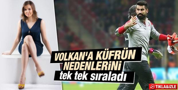 Simge Fıstıkoğlu'ndan Volkan Demirel açıklaması İZLE