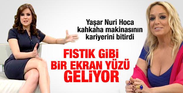 Simge Fıstıkoğlu Show TV iddiasını doğruladı