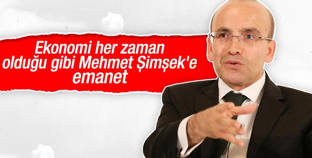 Mehmet Şimşek yola devam ediyor