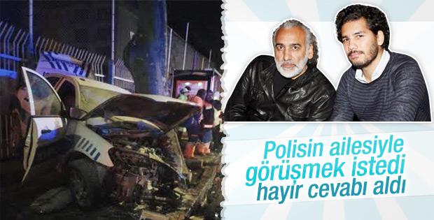 Sinan Çetin şehit polisin ailesi ile görüşmek istedi
