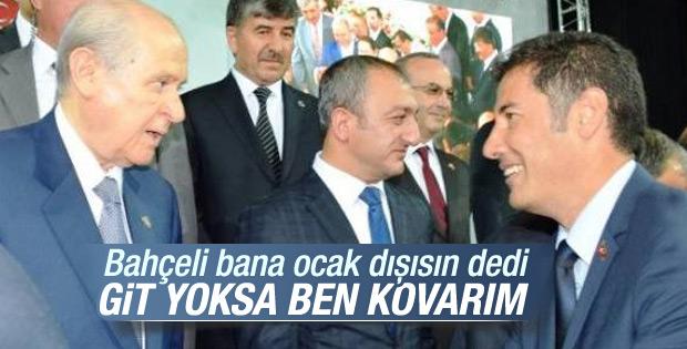 Sinan Oğan: Bahçeli beni partiden attı