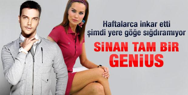 Ebru Şallı: Sinan özel bir erkek