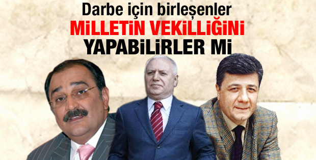 Ergenekon'da milletvekillerinin durumu - izle