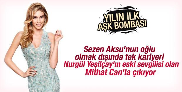 Sinem Kobal ile Mithat Can Özer aşk yaşıyor
