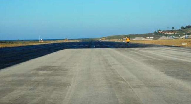 Sinop Havalimanı'ndan uçak seferleri yeniden başladı