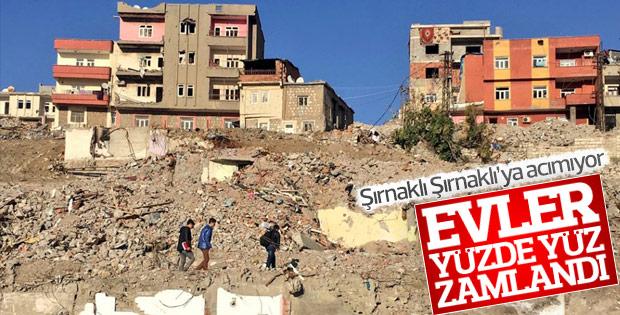 Şırnak'ta kira fırsatçılığı