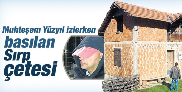 Sırp milyonerin eşini kaçıran çeteyi Kanuni ele verdi
