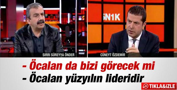 Sırrı Süreyya Önder 5N1K'ya konuk oldu