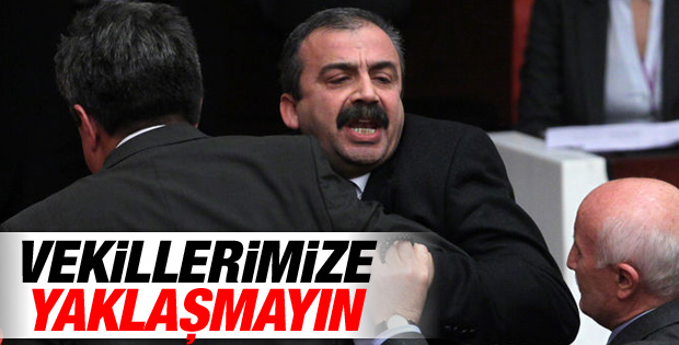 Sırrı Süreyya Önder: Pişman olursunuz