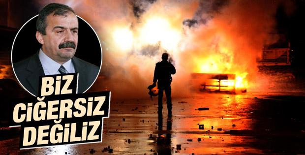 Sırrı Süreyya'dan Kobani süreci değerlendirmesi