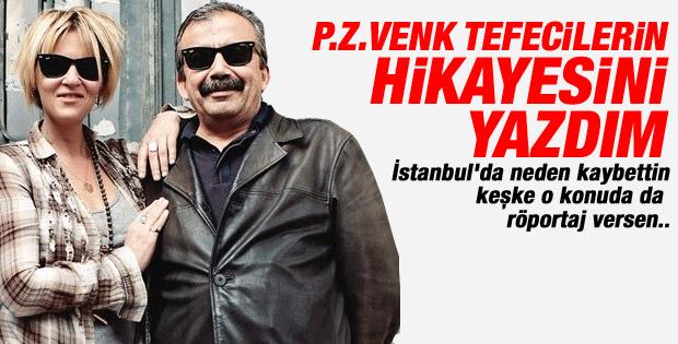 Sırrı Süreyya Önder İtirazım Var'ı anlattı