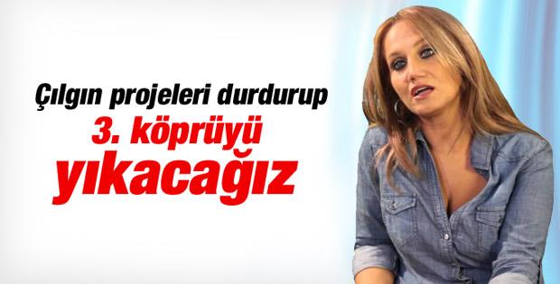 Sırrı Süreyya ve Pınar Aydınlar'ın İstanbul projeleri İZLE