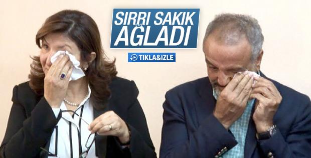 Ankara'daki patlama Sırrı Sakık'ı ağlattı