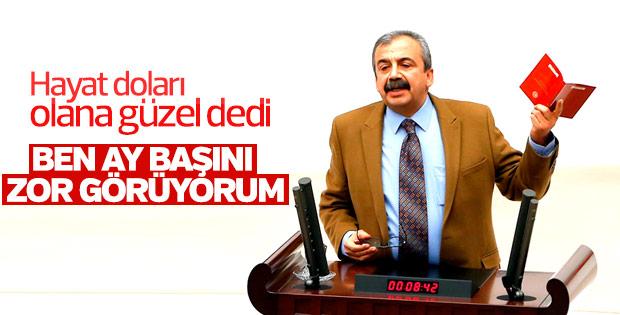 HDP'li Sırrı Süreyya Önder'in döviz yorumu