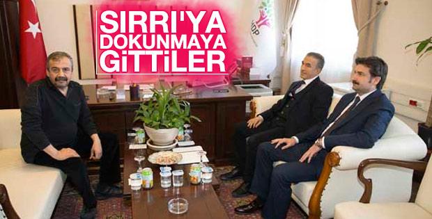 AK Parti'den muhalefete dokunulmazlık ziyareti
