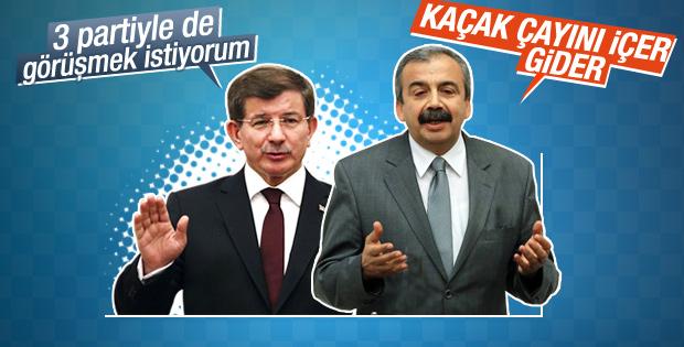 Sırrı Süreyya'dan anayasa buluşmasına küstah yorum