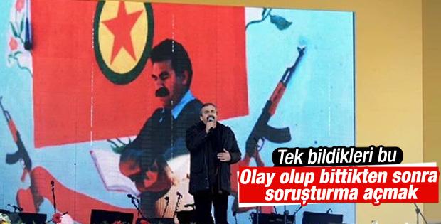 Diyarbakır'daki nevruz kutlamasına soruşturma