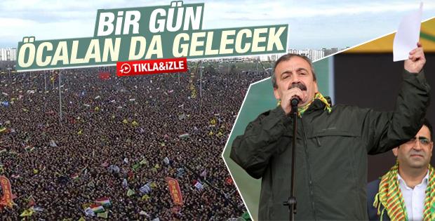 Sırrı Süreyya Önder: Bir gün Öcalan'ın kendisi gelecek