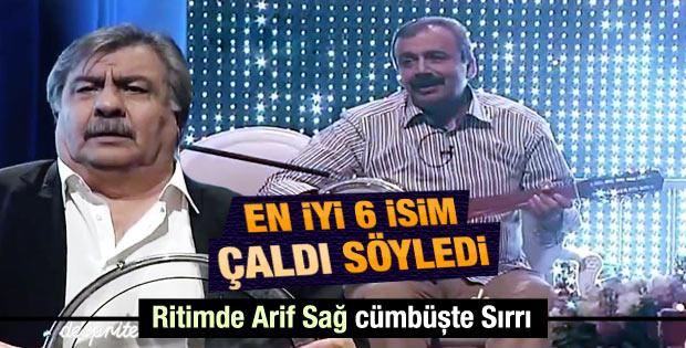 Sırrı Süreyya Önder cümbüş çaldı türkü söyledi