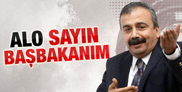 Sırrı Süreyya Önder'den Başbakan'lı telefon şakası