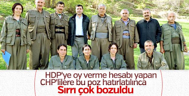Sırrrı Süreyya Önder Kandil fotoğraflarını savundu