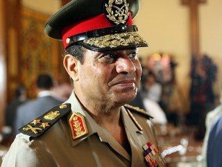 Sisi'ye mareşallık ve cumhurbaşkanlığı vizesi