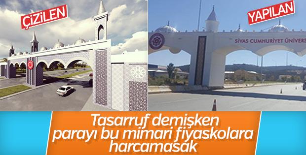 Sivas Cumhuriyet Üniversitesi'ne yeni kapı