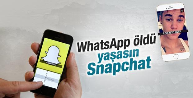 WhatsApp Snapchat'e rakip özellik geliştiriyor