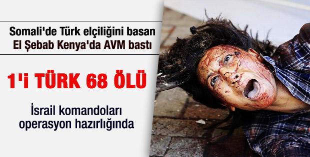 Kenya'daki AVM katliamında bir Türk de öldü