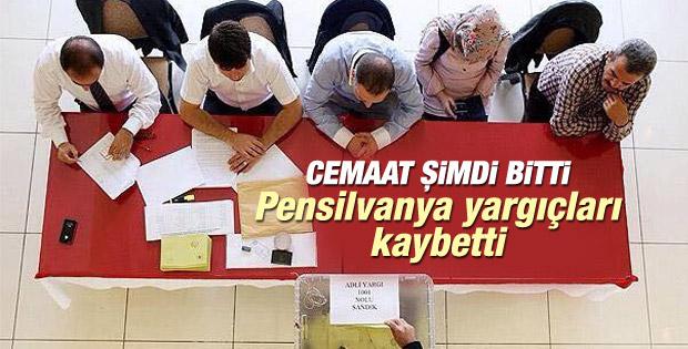 HSYK seçimlerinde sonuçlar belli oldu İZLE