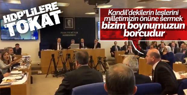 Bakan Soylu'dan HDP'lilere ayar
