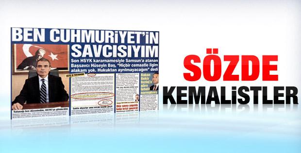 Sözcü'nün Cumhuriyet yazamadığı manşeti