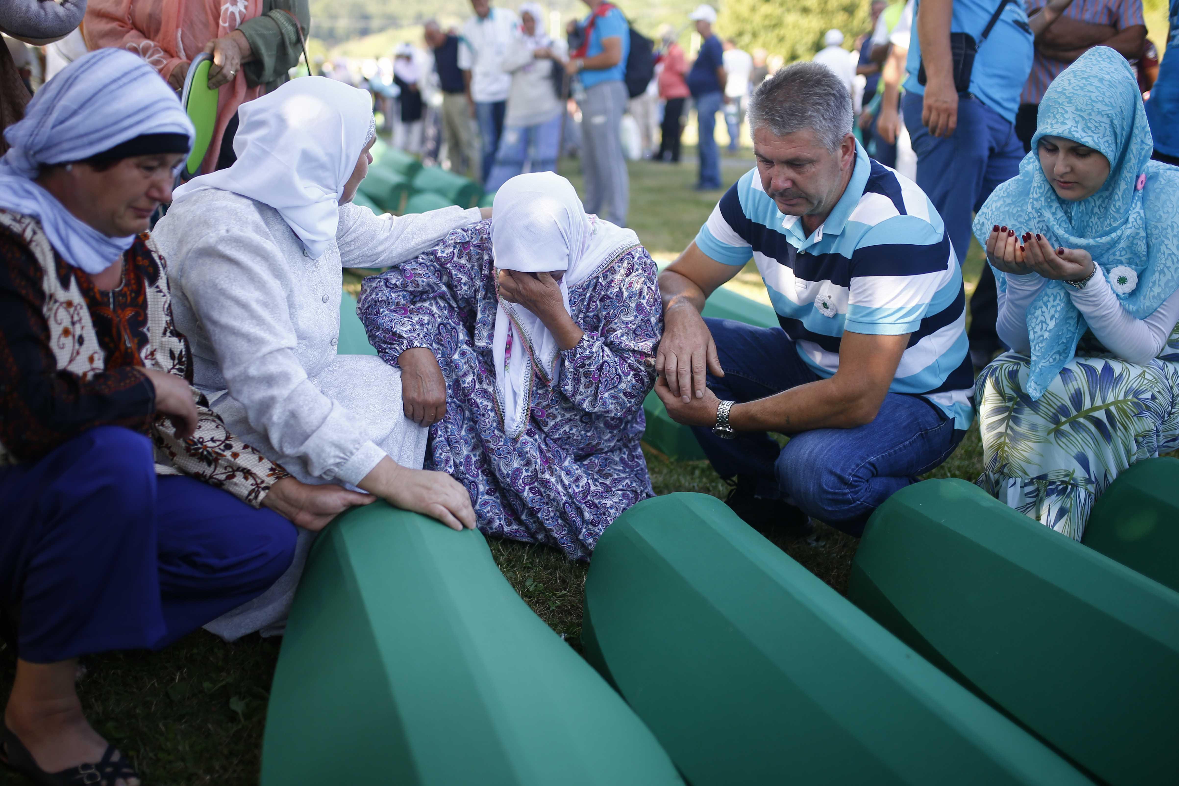 22 yıldır dinmeyen acı: Srebrenitsa #5