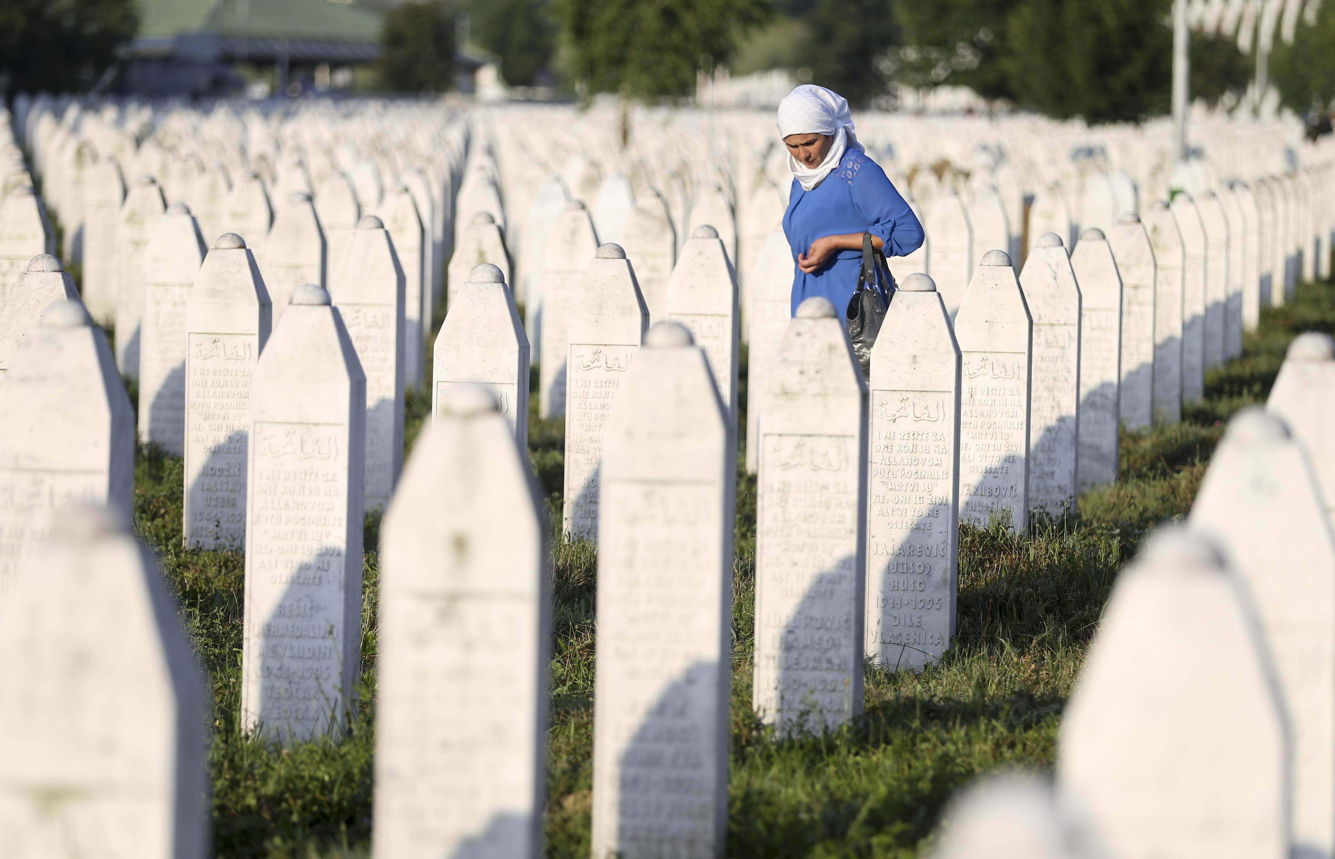 22 yıldır dinmeyen acı: Srebrenitsa #2