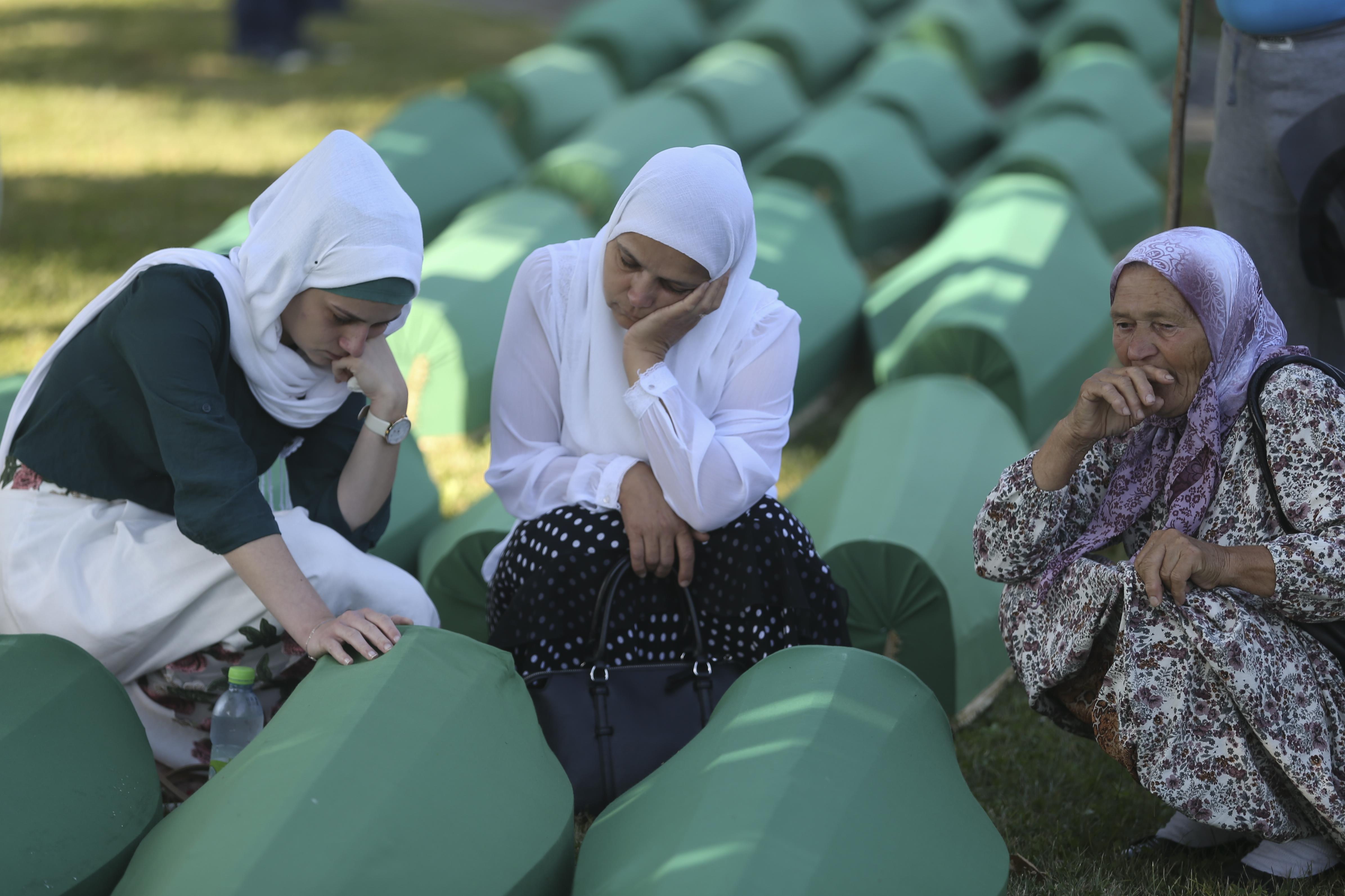 22 yıldır dinmeyen acı: Srebrenitsa #1