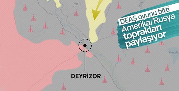 Terör örgütü DEAŞ Suriye'deki son kalelerini kaybetti
