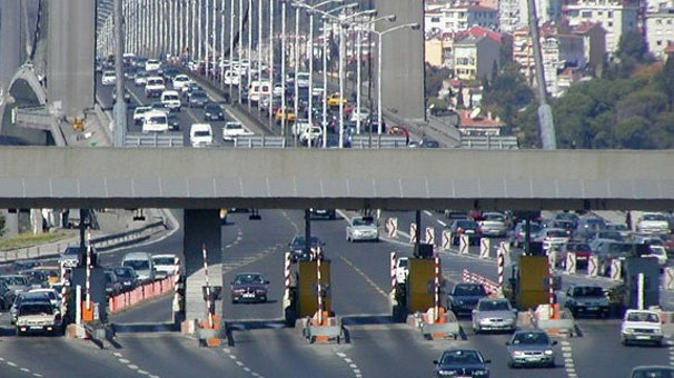 Köprü ve otoyollardan elde edilen gelir arttı