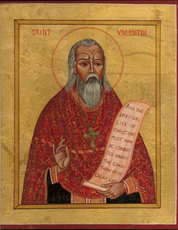 St. Valentine kimdir