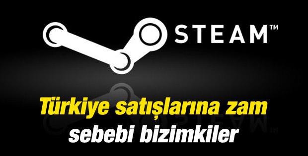 Steam'de Türkiye fiyatları neden yükseldi