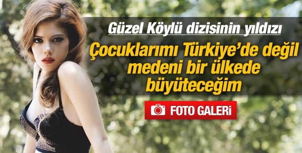Su Kutlu: Çocuklarımı Türkiye'de mi büyüteceğim