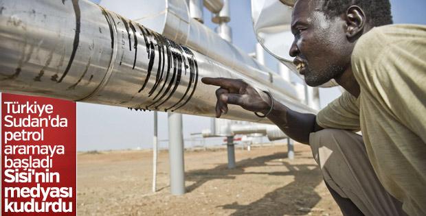 Türkiye ile Sudan'ın petrol anlaşması Mısır medyasında