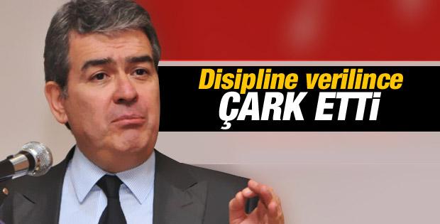 CHP'den ihracı istenen Batum: Ben öyle bir şey demedim