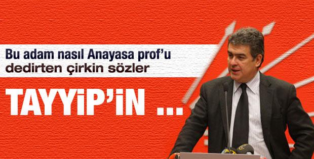 Süheyl Batum'dan Erdoğan'a çirkin sözler