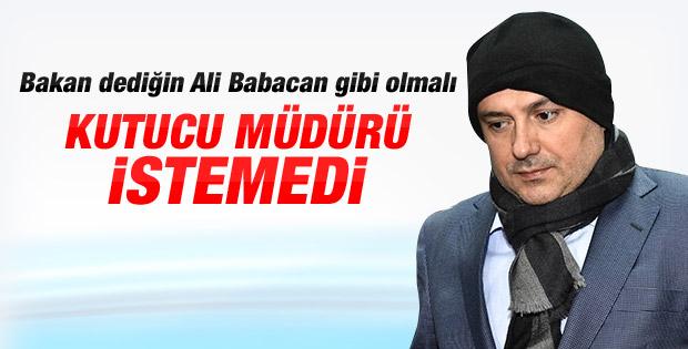 Süleyman Aslan Ziraat Bankası'ndan istifa etti