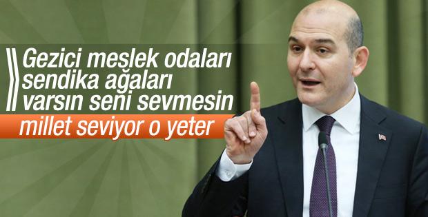 Süleyman Soylu yeniden Çalışma Bakanı oldu