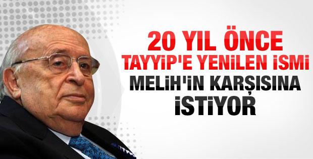 Demirel'in Kılıçdaroğlu'na önerdiği isim belli oldu