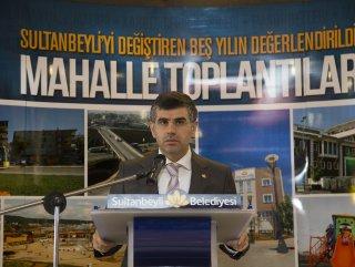 Sultanbeyli'yi markalaştıracak projeler yolda
