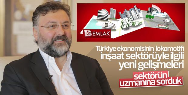 Altan Elmas: Konut fiyatları düşmüyor, yükseliyor